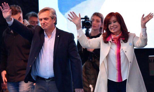 Inauguran un local de apoyo a la fórmula Fernández - Fernández