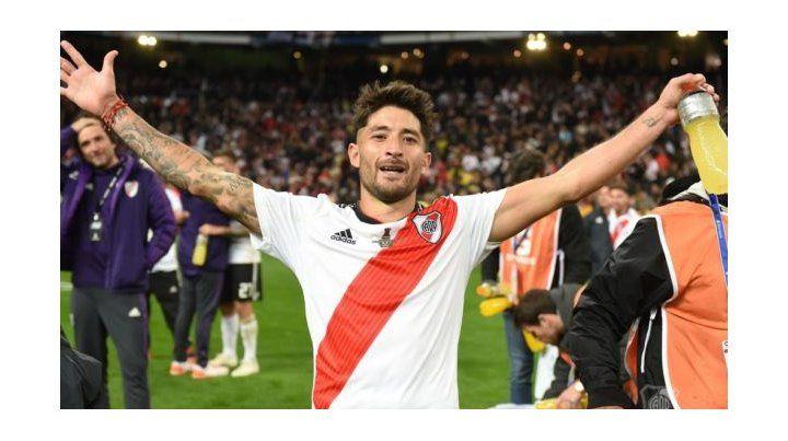 Milton Casco renovará contrato con River