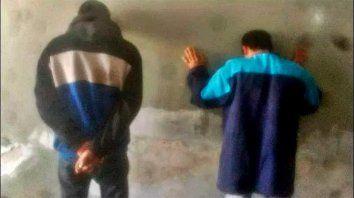 detuvieron por asalto a un preso con domiciliaria