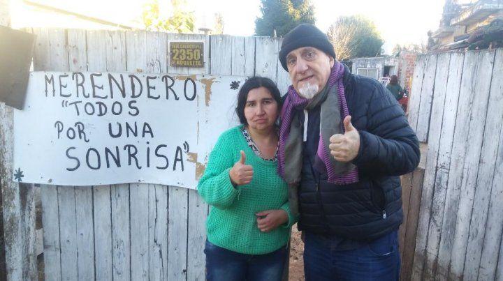 Juan Acosta contra Juan Carr y a favor de Macri