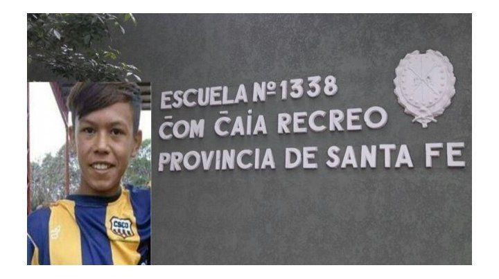 Habló el docente que encontró el cuerpo de Diego