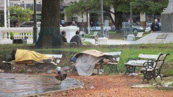 el castigo de ser indigente y vivir en la calle
