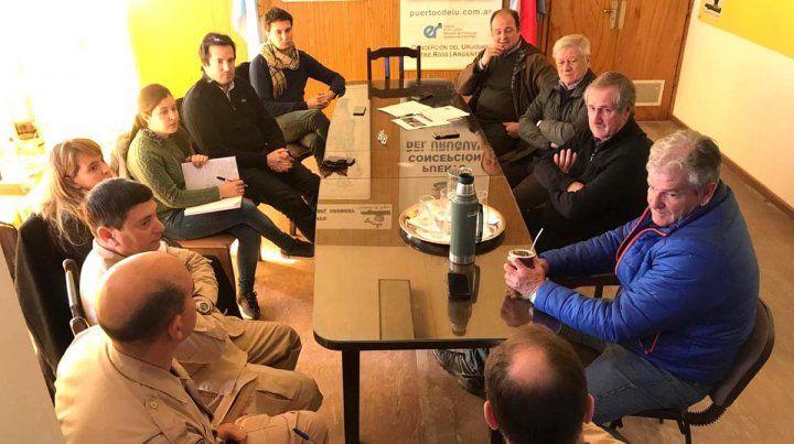 Encuentro. En Concepción del Uruguay se evacuaron las dudas de los productores