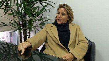 Horizonte. Todavía hay un camino largo por recorrer, dijo Bárbara Pichot en su visita a la Redacción de UNO.