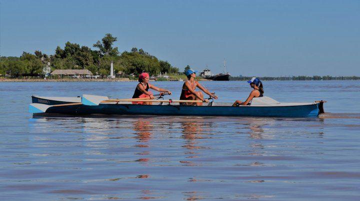 Organización. El anfitrión de la competencia será el Paraná Rowing Club y se hará durante toda la jornada de mañana.