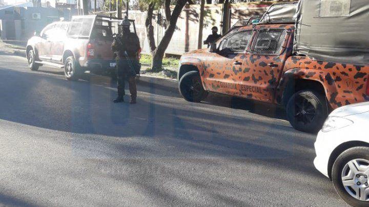 Operativos antidroga en Paraná: Hay seis detenidos y casi 40 identificados