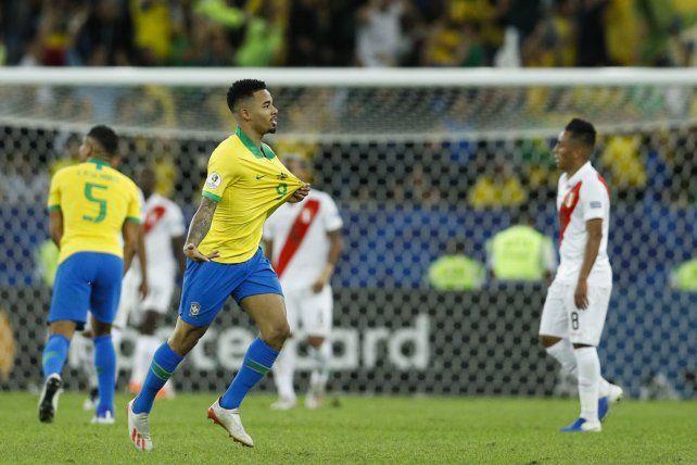 Brasil se consagró campeón de la Copa América