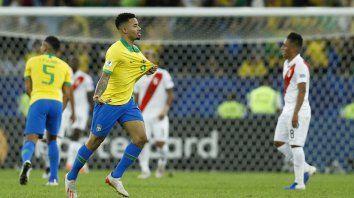 brasil se consagro campeon de la copa america