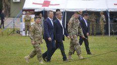Mauricio Macri participará del desfile.