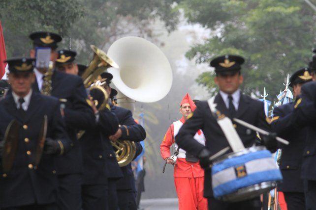 El desfile comenzará a las 10.30