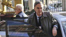 Autos. La esposa de Pichetto tiene un VW Gol, 97; y él, un Vento
