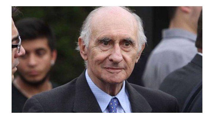 A los 81 años, falleció el ex presidente Fernando de la Rúa