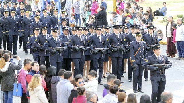 Las fotos de los actos oficiales en el Día de la Independencia
