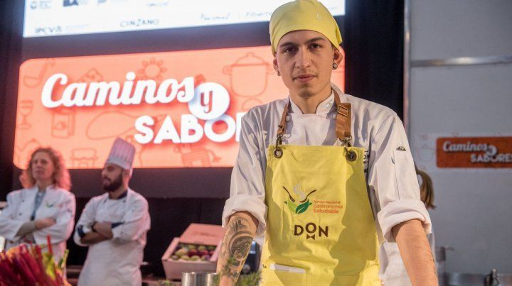 Entre Ríos afuera de la Gastronomía Saludable