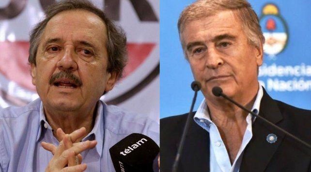 Alfonsín contra Aguad: No tenés derecho a falsear la historia