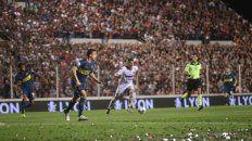 Patronato recibió a Boca por última vez en octubre de 2017.