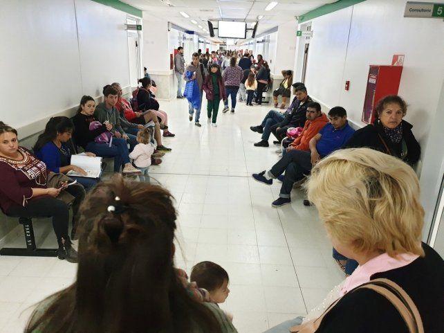 En cuatro días, el Centenario atendió a más de 2.700 pacientes