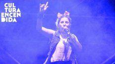 Gabi Zonis será la anfitriona del festival.