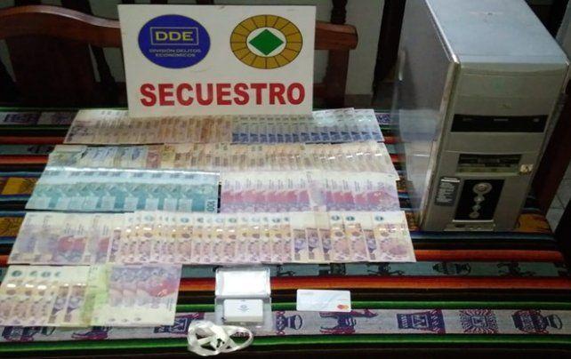 Fraude informático: ofrecía créditos truchos del Anses