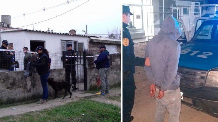 Detuvieron al presunto autor del crimen de Ramírez en Mosconi II