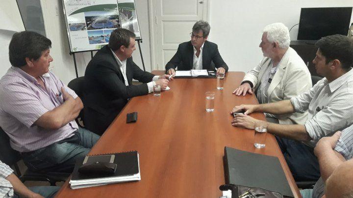 Estudian la construcción de acueducto para Oro Verde, Colonia Avellaneda y San Benito