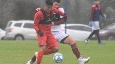 Encendido. Cristian Tarragona volvió a anotar un gol para el Rojinegro en un amistoso.