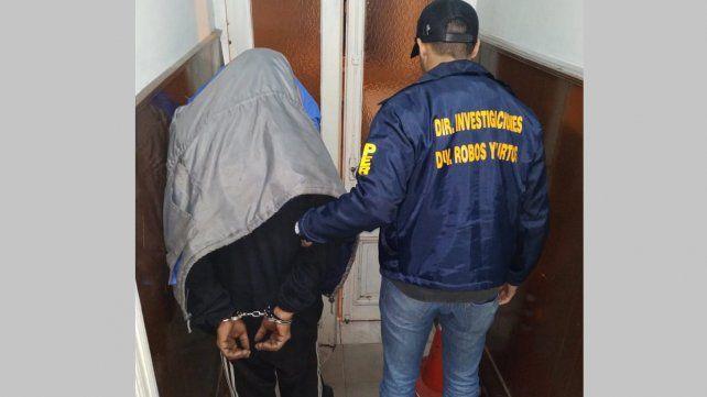 Detuvieron al asaltante de una panadería que tenía pedido de captura