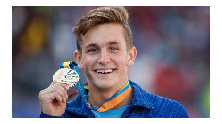 Entrerrianos en el Panamericano de atletismo