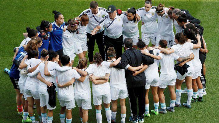La historia de la tormenta entre las jugadoras de la Selección y el DT