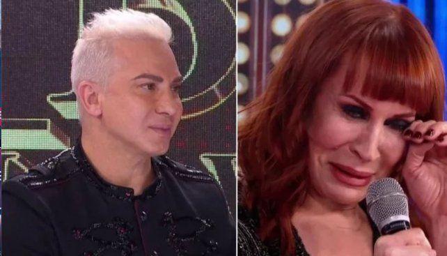 Matilda Blanco llamó misógino a Flavio Mendoza y luego lloró cuando le pidió disculpas