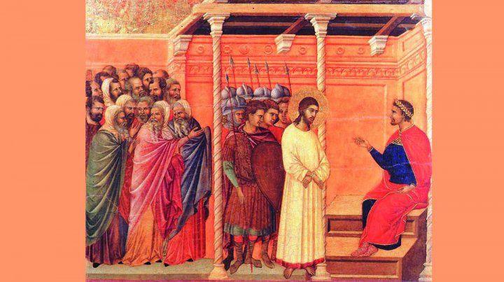 Los testigos AD 33.