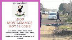 villaguay se moviliza hoy por anahi y maria paez