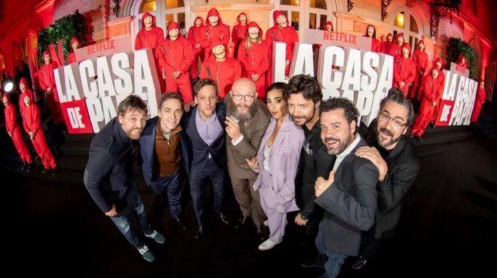 A qué hora se podrá ver La Casa de Papel 3 en Argentina