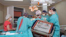 Entre Ríos lidera los índices de donantes de órganos y tejidos