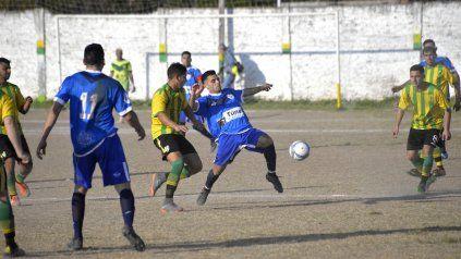 Fue empate en el barrio Paraná 13