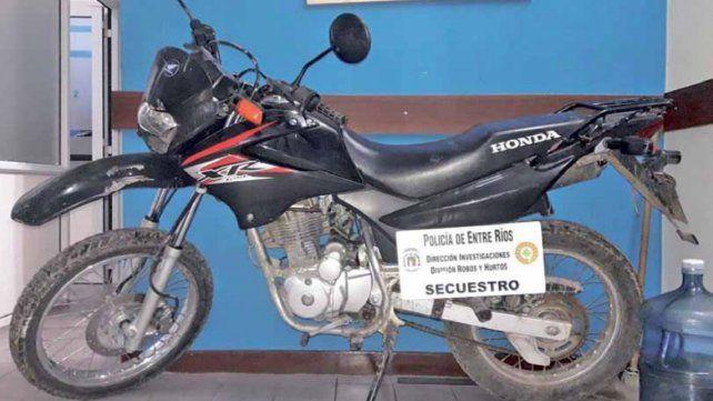 Extorsionar con el rescate de una moto tras el robo es el modo más frecuente