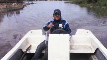 dos detenidos por el homicidio de un pescador de diamante