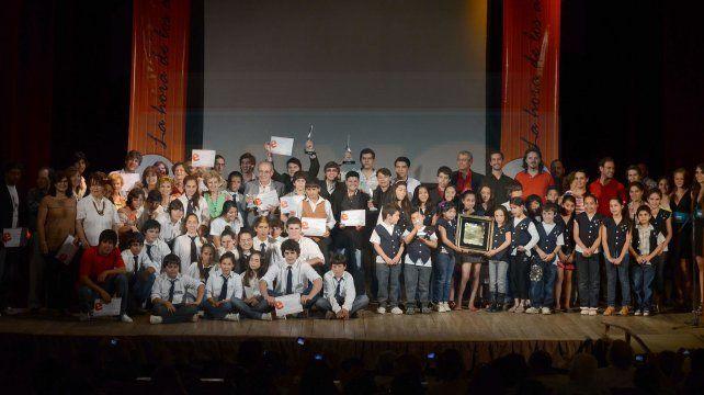 Historia. El Premio Escenario de UNO se remonta a diciembre de 2005