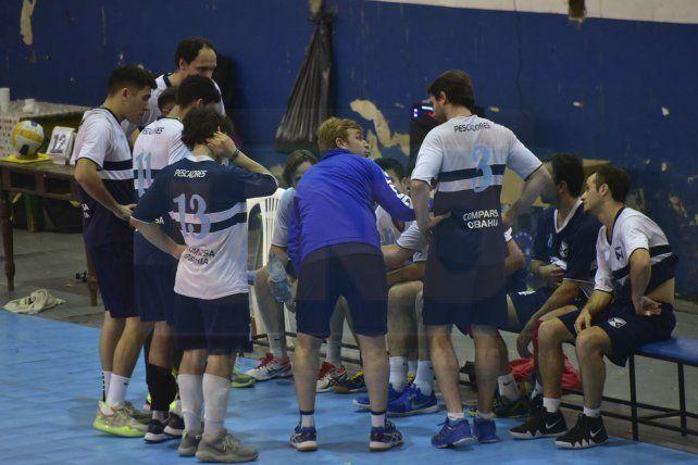 Buen nivel. El club de Gualeguaychú tuvo un buen rendimiento a lo largo del torneo.