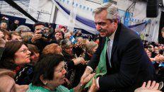 Alberto F. prometió una ley para subsidiar remedios a jubilados