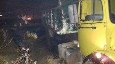 por la muerte de una nena, preventiva  para el camionero