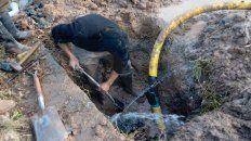 corte en el suministro de agua afecta a amplio sector de parana
