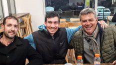 El escolta paranaense de 30 años,Lisandro Ruiz Moreno, se convirtió en refuerzo del Club Atlético Olimpia.