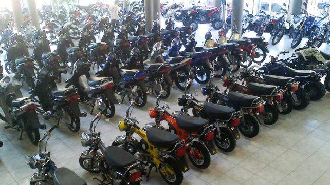 Los planes Ahora 12 y 18 impulsan la venta de motos y la demanda creció 30%