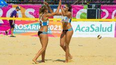 ana gallay debuto con una victoria en los panamericanos
