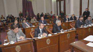 vacantes en el poder judicial: senado debera tratar pliegos