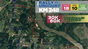 esperan 300 bikers en el rally uruguay de concordia