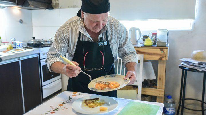 Con precisión de corrector, relojero y cocinero!