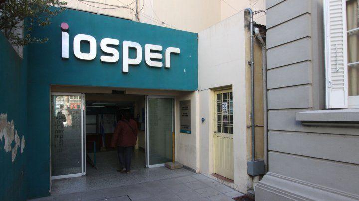 Iosper se declaró en estado de emergencia prestacional