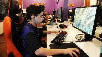 un adolescente argentino se quedo con el quinto puesto